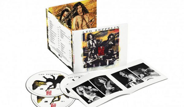 Led Zeppelin irá relançar álbum ao vivo How The West Was Won