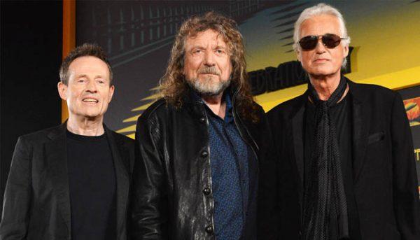 Jimmy Page responde a rumores sobre um possível show do Led Zeppelin