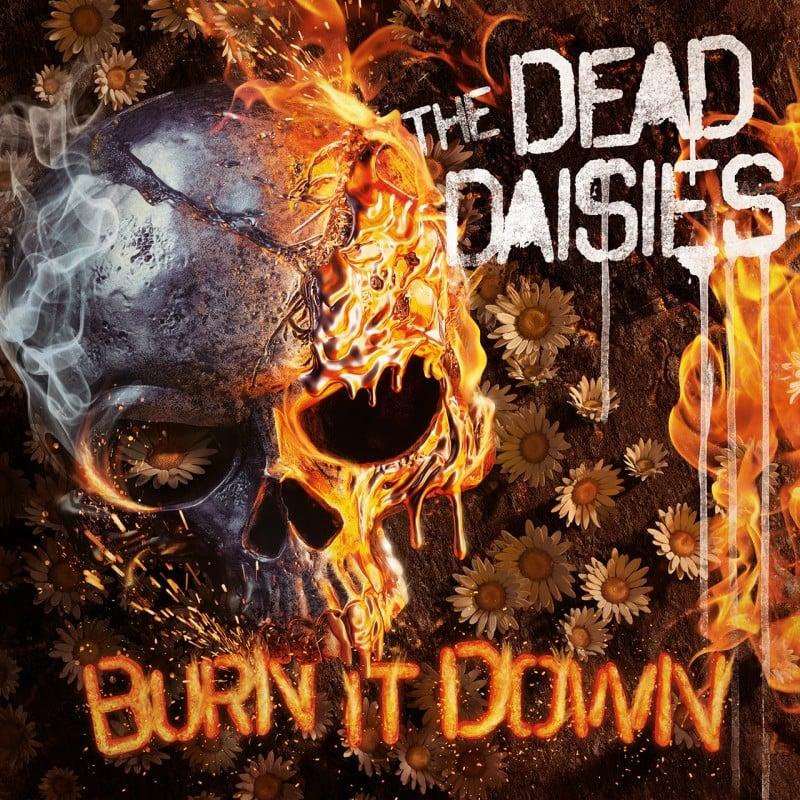 The Dead Daisies, álbum Burn It Down