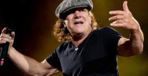 Brian Johnson fala sobre sua carreira no AC/DC
