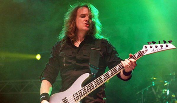 Novo disco do Megadeth pode sair em 2019, segundo David Ellefson