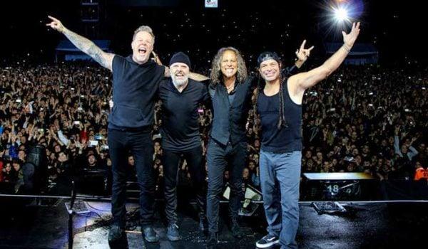 Metallica doará prêmio do Polar Music Prize
