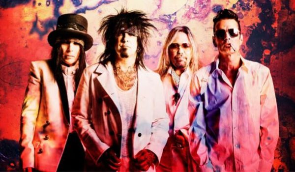 Mötley Crüe é trilha sonora de comercial de salgadinhos no Super Bowl