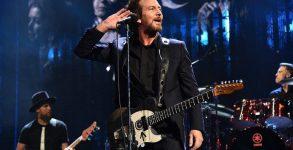 Pearl Jam lança campanha contra violência das armas