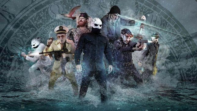 Legend Of The Seagullmen divulga disco de estreia; ouça aqui