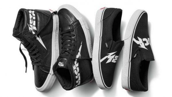 Metallica se junta a marca Vans novamente