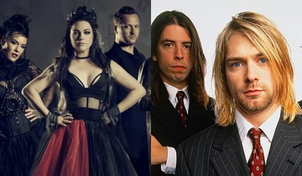 "YouTuber grava ""Smells Like Teen Spirit"" no ""estilo Evanescence"" e banda aprova"