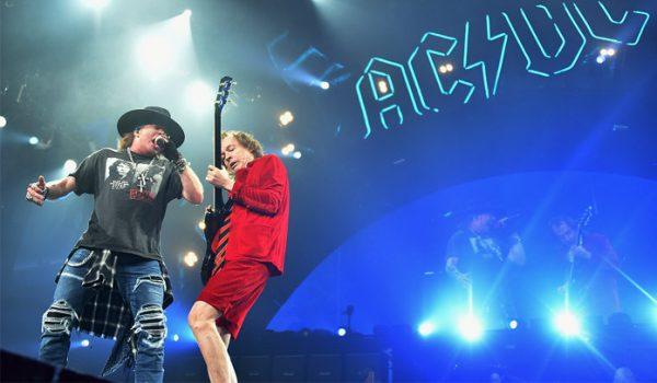 Jornalista diz que AC/DC pode estar gravando novo álbum