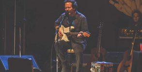 Eddie Vedder em São Paulo