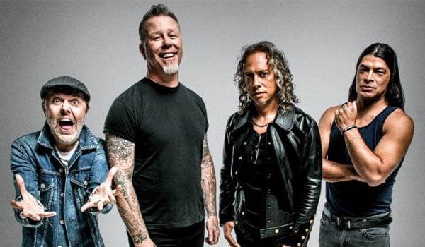 """Metallica toca """"No Leaf Clover"""" pela primeira vez em quase 7 anos"""