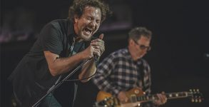 Pearl Jam no Lollapalooza 2018