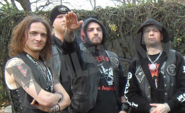 Guitarrista do Watain, Set Teitan, se afasta da banda após foto com saudação nazista aparecer na internet