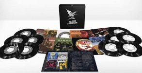 Black Sabbath anuncia lançamento de box de discos de vinil para celebrar os anos 70