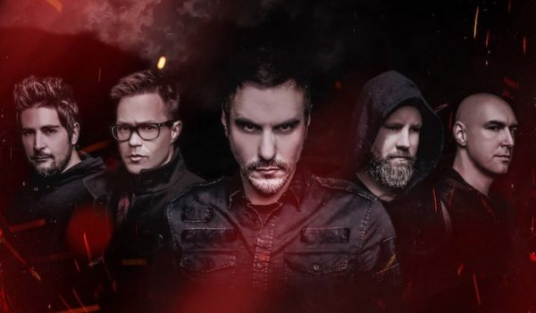 "Breaking Benjamin explica o som mais ""pesado"" do álbum Ember"