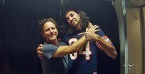 Eddie Vedder e Sergio