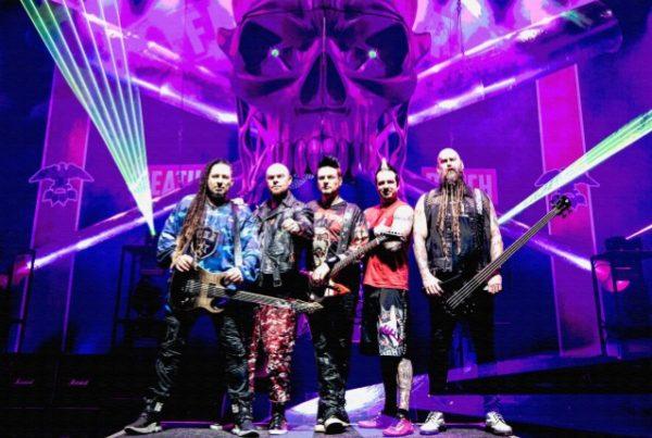 Five Finger Death Punch: Vocalista fala sobre o vício em álcool