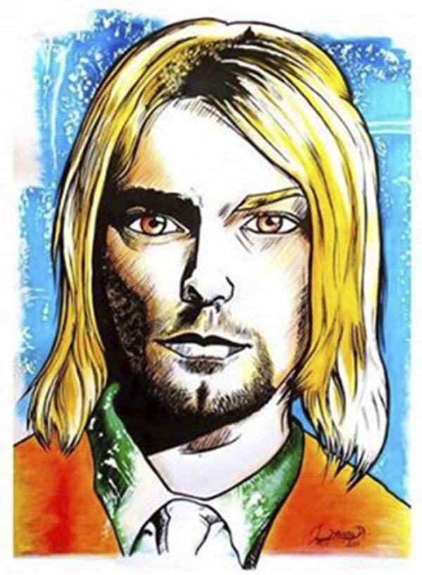 Kurt Cobain Fan Art