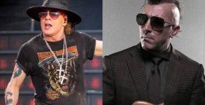 Maynard James Keenan compara novo disco do Tool com Chinese Democracy do Guns N' Roses