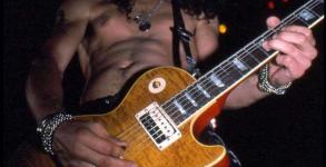 A verdadeira história da guitarra Les Paul Standard '59 de Slash