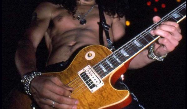 dd4fc85886 Slash e a verdadeira história de sua guitarra original