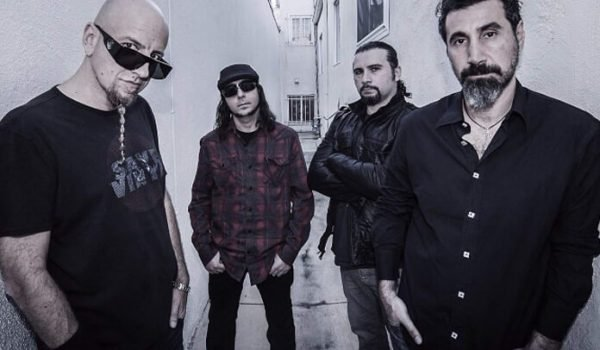 System Of A Down lança reedições de todos os álbuns em vinil