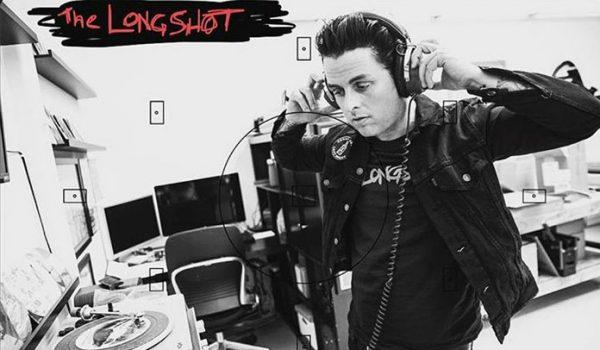 The Longshot: Nova banda de Billie Joe Armstrong lança EP de estreia