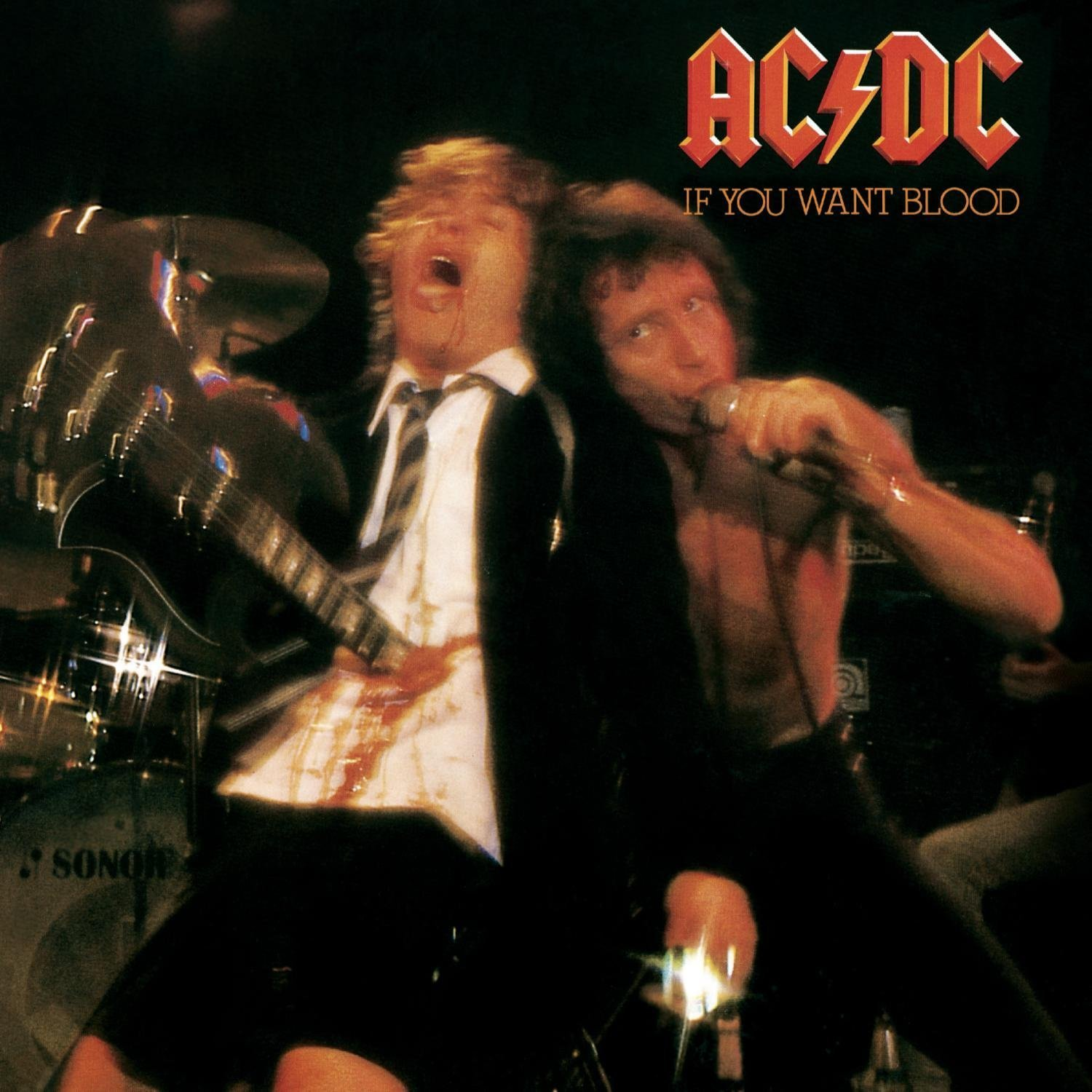 ac/dc If You Want Blood (1978)