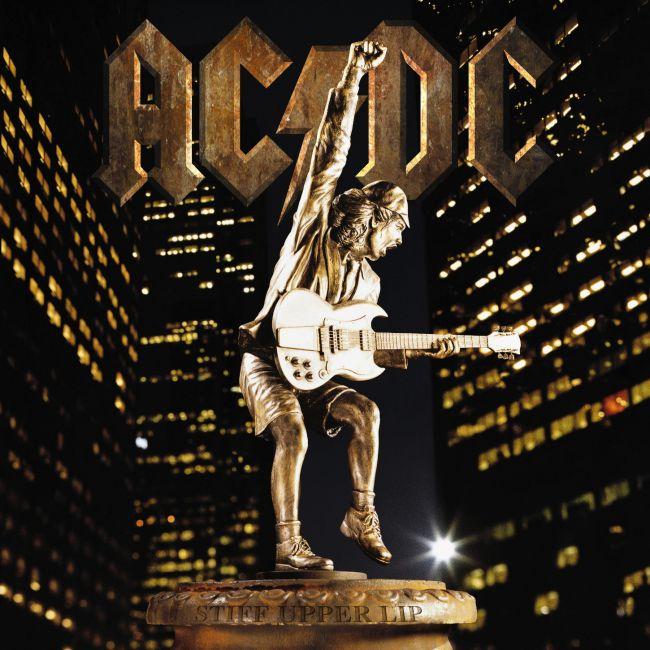 Ac/Dc Stiff Upper Lip (2000)