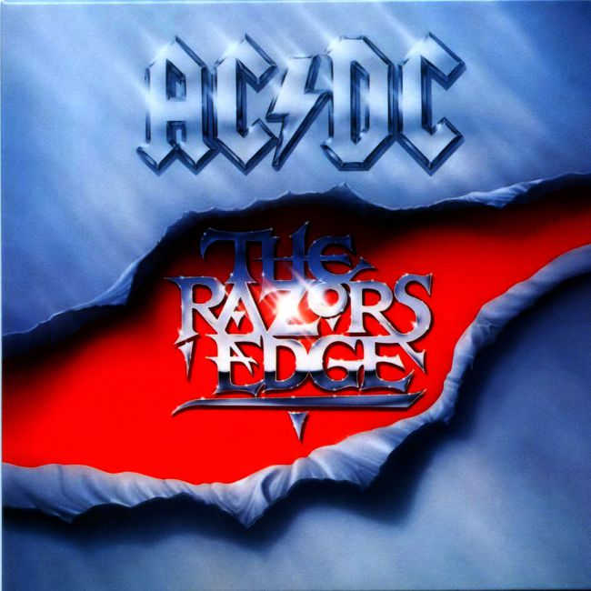 acdc - the razors edge