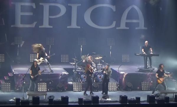 "Vocalista do Lacuna Coil, Cristina Scabbia, se junta ao Epica para ""Storm The Sorrow""; assista"
