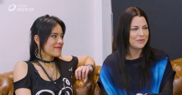 """Amy Lee fala sobre o sucesso do Evanescence """"Eu sinto orgulho quando olho pra trás"""""""