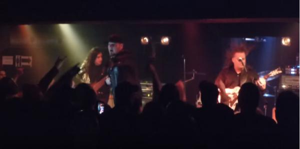 Ex-integrantes do Judas Priest e Megadeth se juntam para tocar clássicos do Metal; assista vídeo