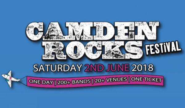 Camden Rocks Festival anuncia lineup com Johnny Rotten, Maximo Park e mais