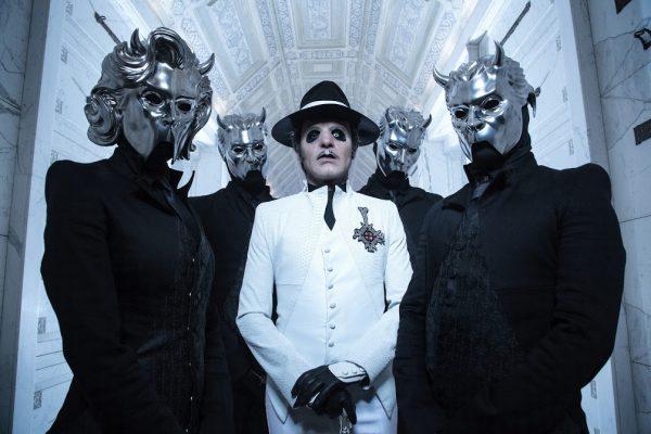 """Ghost lança música nova """"Dance Macabre""""; ouça agora"""