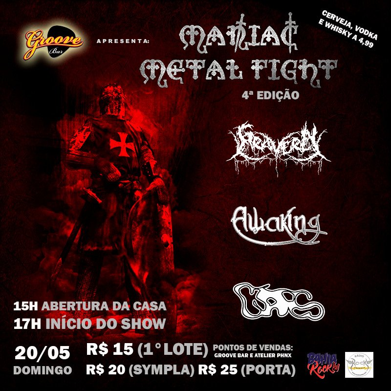 Metal Maniac Fight