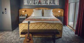 Pearl Jam ganha quarto temático em hotel de Seattle