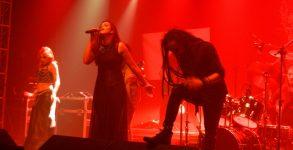 Show do Therion em Porto Alegre exalta comunidade, arte e paixão