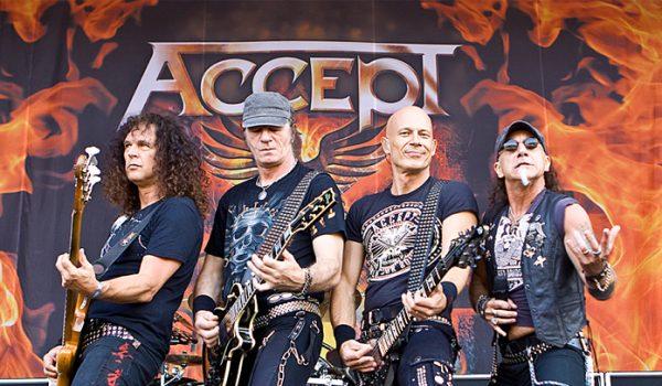 Accept irá lançar álbum ao vivo gravado no Wacken Open Air