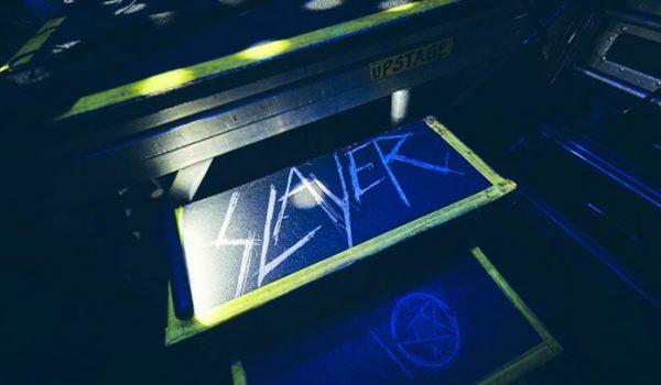 Confira fotos dos bastidores de um dos shows de despedida do Slayer