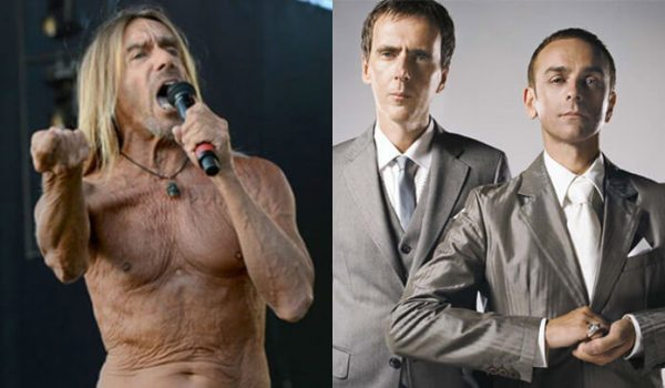"Iggy Pop canta sobre amizade em nova música com Underworld; ouça ""I'll See Big"""