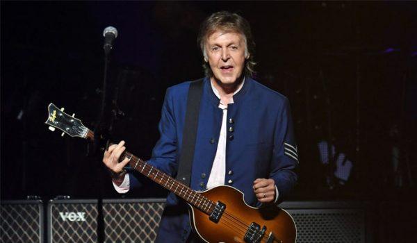 Paul McCartney anuncia lançamento de duas músicas inéditas