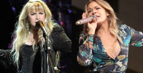 Stevie Nicks e LeAnn Rimes