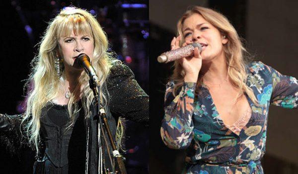 """Stevie Nicks lança música em parceria com a cantora country LeAnn Rimes; ouça """"Borrowed"""""""
