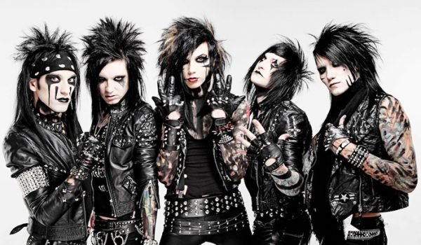 Vocalista do Black Veil Brides nega o fim da banda