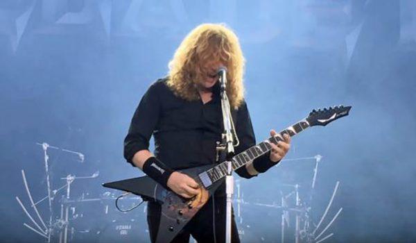 Dave Mustaine diz que Megadeth irá lançar novo álbum em 2019
