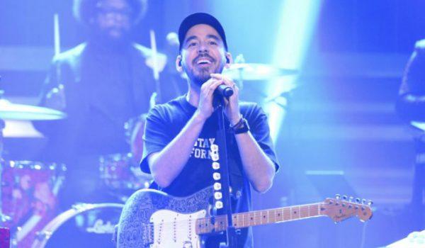 Assista Mike Shinoda, do Linkin Park, em sua primeira aparição solo na TV