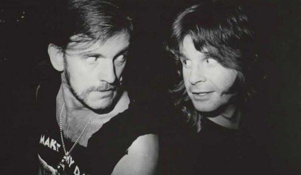 """Ozzy Osbourne """"Eu liguei para o Lemmy no dia em que ele morreu"""""""