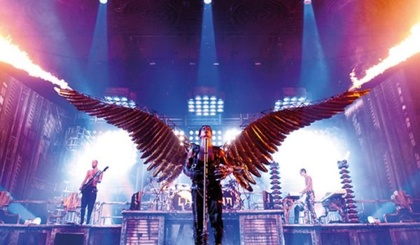 Paul Landers fala sobre as gravações do novo álbum do Rammstein