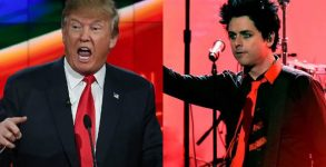 "Green Day: ""American Idiot"" volta às paradas britânicas dias antes de visita de Donald Trump"