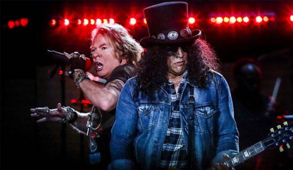 """Guns N' Roses lança lyric video da versão acústica de """"Move To The City"""""""